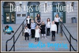 2017-2018 Studio Dancers